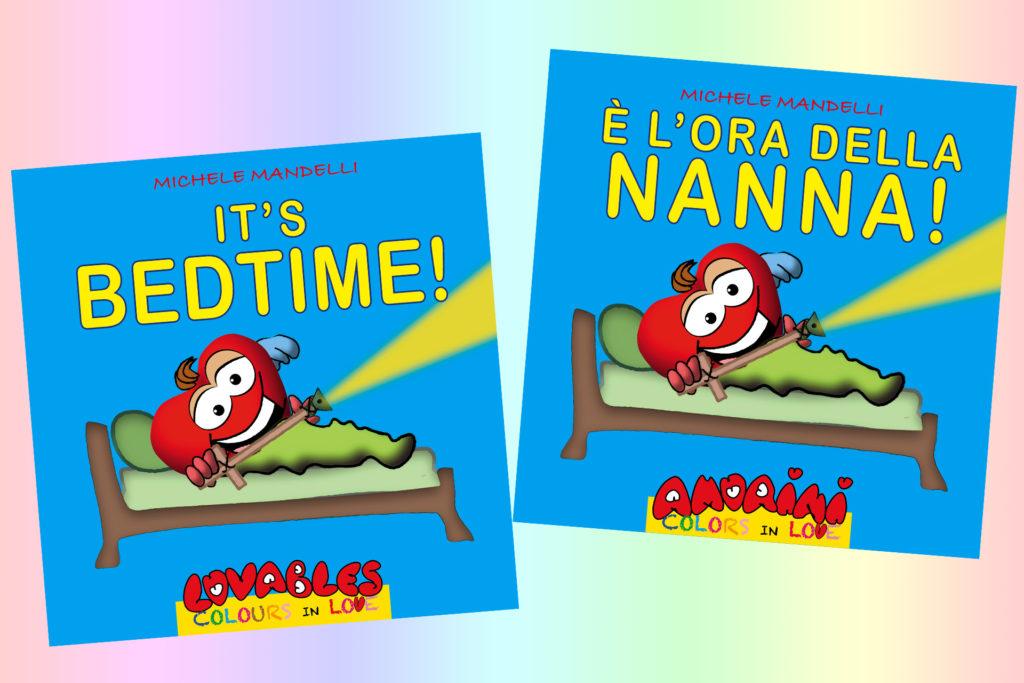libro illustrato in italiano e inglese